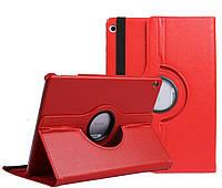Чехол для планшета Huawei MediaPad T5 10 (на 360 градусов) красный