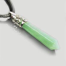 Кулон з Зеленого Авантюрину