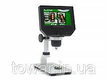 Микроскоп с екраном x600 3.6MP HD OLED 1080p vPRO 2 Польша
