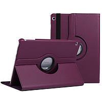 Чехол для планшета Huawei MediaPad T5 10 (на 360 градусов) фиолетовый