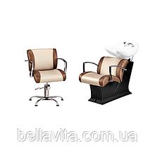 Комплект парикмахерской мебели Еве