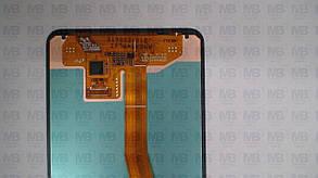 Дисплей с сенсором Samsung A750 Galaxy A7 2018 чёрный/black, GH96-12078A, фото 3