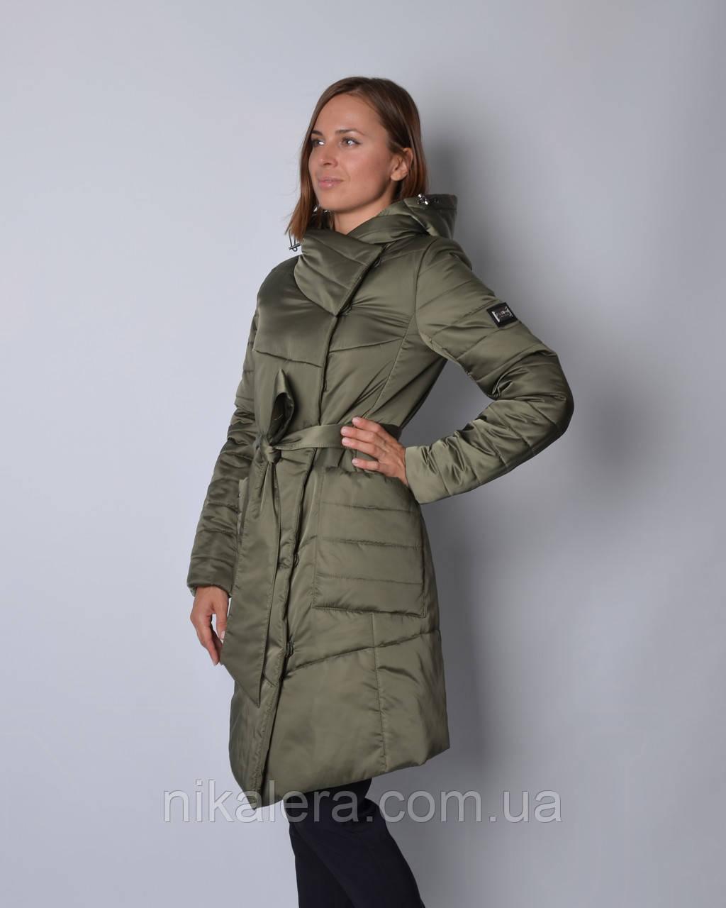 Куртка-одеяло демисезон,из атласа рр 50,52,54