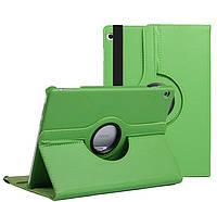 Чехол для планшета Huawei MediaPad T5 10 (на 360 градусов) зеленый