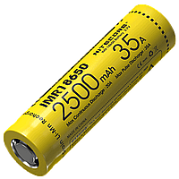 Аккумулятор IMR18650 (2500mAh, 35A)