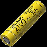 Аккумулятор IMR18650 (2100mAh, 30A)
