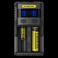 Зарядное устройство Nitecore SC2 двухканальное, фото 1