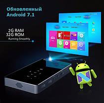 Мини смарт проектор P9 на Android 7.1 + Смарт ТВ (2 Гб, 32 Гб), фото 3