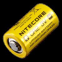 Батарейка CR2 (850mAh) Nitecore