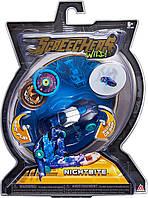 Машинка-трансформер Скричерс - Найтбайт - Уровень 1 / Screechers Wild - Nitebite - Level 1, фото 1