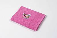 Полотенце кухонное махровое Lotus Sun Chief розовый 40*70