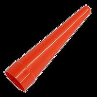 Ударопрочный диффузор красный Nitecore NTW34