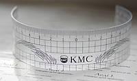 Линейка для бровей KMC цв.черный