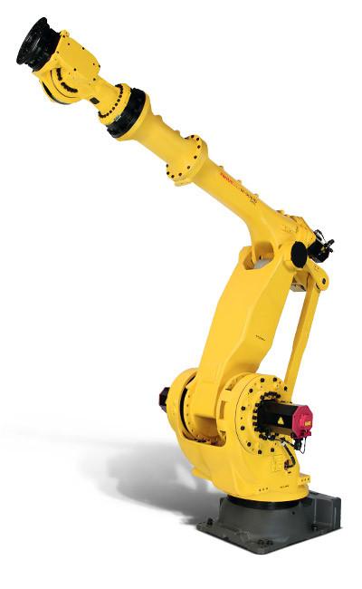 Промисловий робот Fanuc M-900iB/280L
