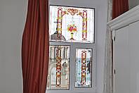 Витраж в окна