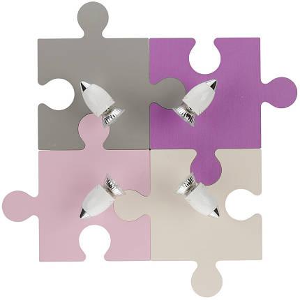 Светильник настенный детский NOWODVORSKI Puzzle 6384 (6384), фото 2