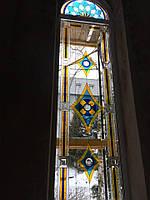 Витраж в храм