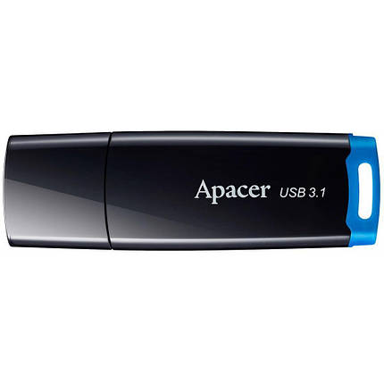 USB флеш накопитель Apacer 32GB AH359 Blue USB 3.1 Gen1 (AP32GAH359U-1), фото 2