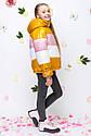 Весенняя модная куртка для девочки подростка ТМ Барбаррис Размеры 134-164, фото 2