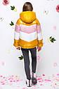 Весенняя модная куртка для девочки подростка ТМ Барбаррис Размеры 134-164, фото 3
