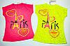 Яркие футболки на девочку  рост 164-170 см