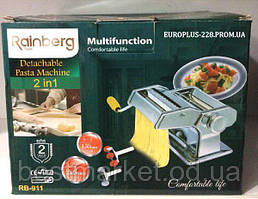 Локшинорізка ручна Pasta Machine RB-911