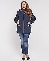 Куртка женская с сьемным капюшоном  рр 50-62, фото 1