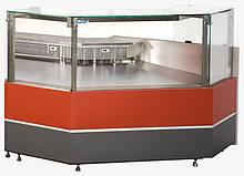 Витрина холодильная угловая внешняя / внутренняя COLD VERONA NW/NZ (W-PS-k NW/NZ)