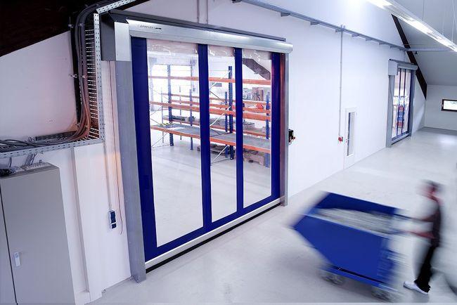 Швидкісні Рулонні ворота EFA-SRT-ECO (3000*3000)