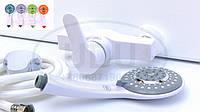 Белый смеситель для ванны пластиковый смеситель для душа фирмы UDU, фото 1