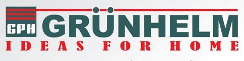 Логотип - Grunhelm - Идеи для дома