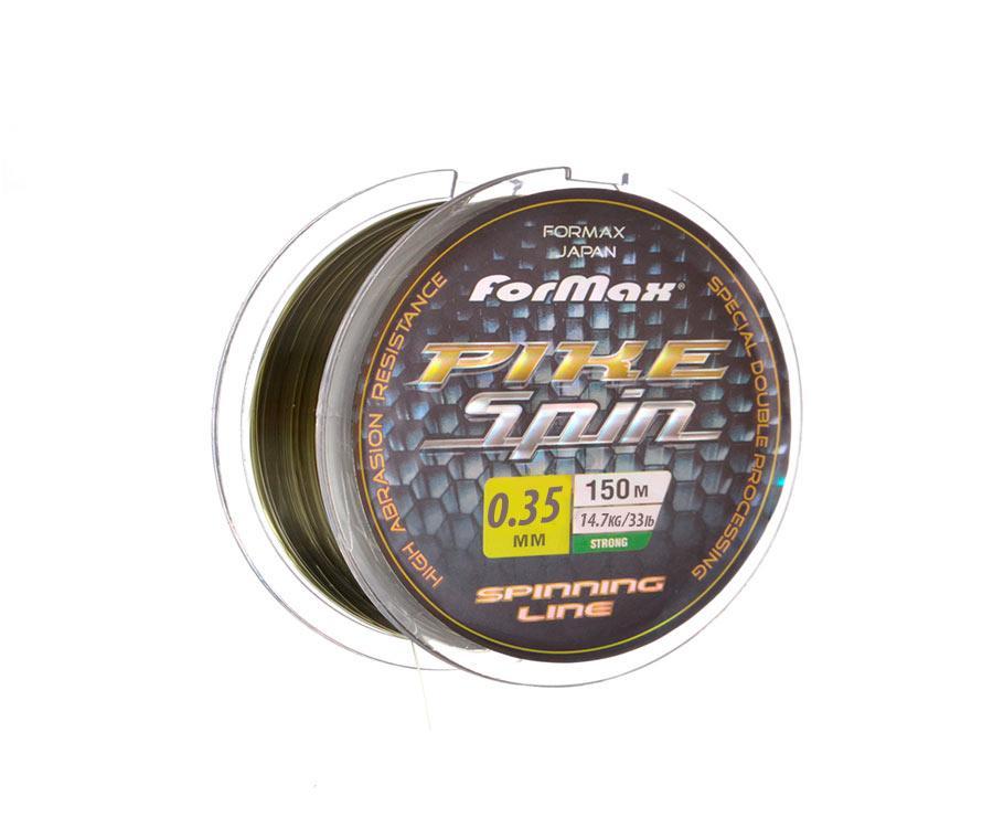 Леска ForMax Pike Spin 0,35 мм