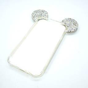 Чехол Silicon Mickey Diamond Samsung Galaxy J110, фото 2