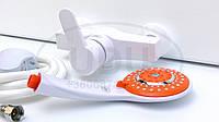 Белый смеситель для ванны пластиковый смеситель для душа фирмы UDU