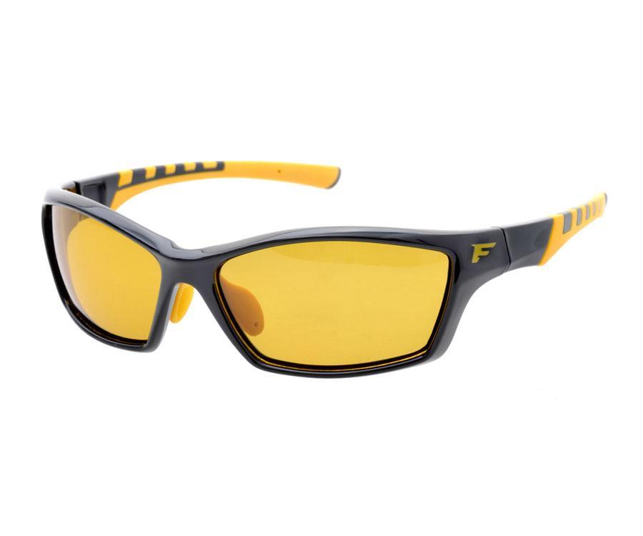 Очки поляризационные Flagman, Yellow Lens, кейс в комплекте