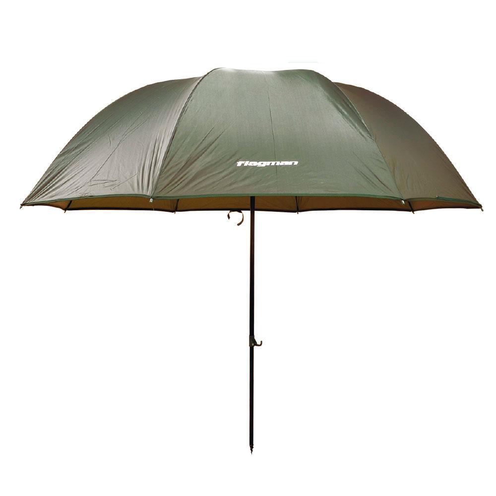 Зонт рибальський Flagman Зелений