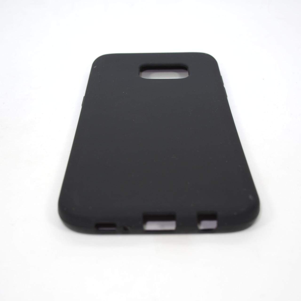 Чехлы для Samsung Galaxy S7 TPU bamper Edge G935 black