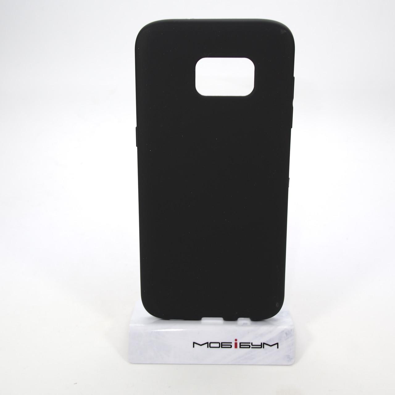 Чехол TPU bamper Samsung Galaxy S7 Edge G935 black