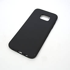Чехол TPU bamper Samsung Galaxy S7 Edge G935 black, фото 3