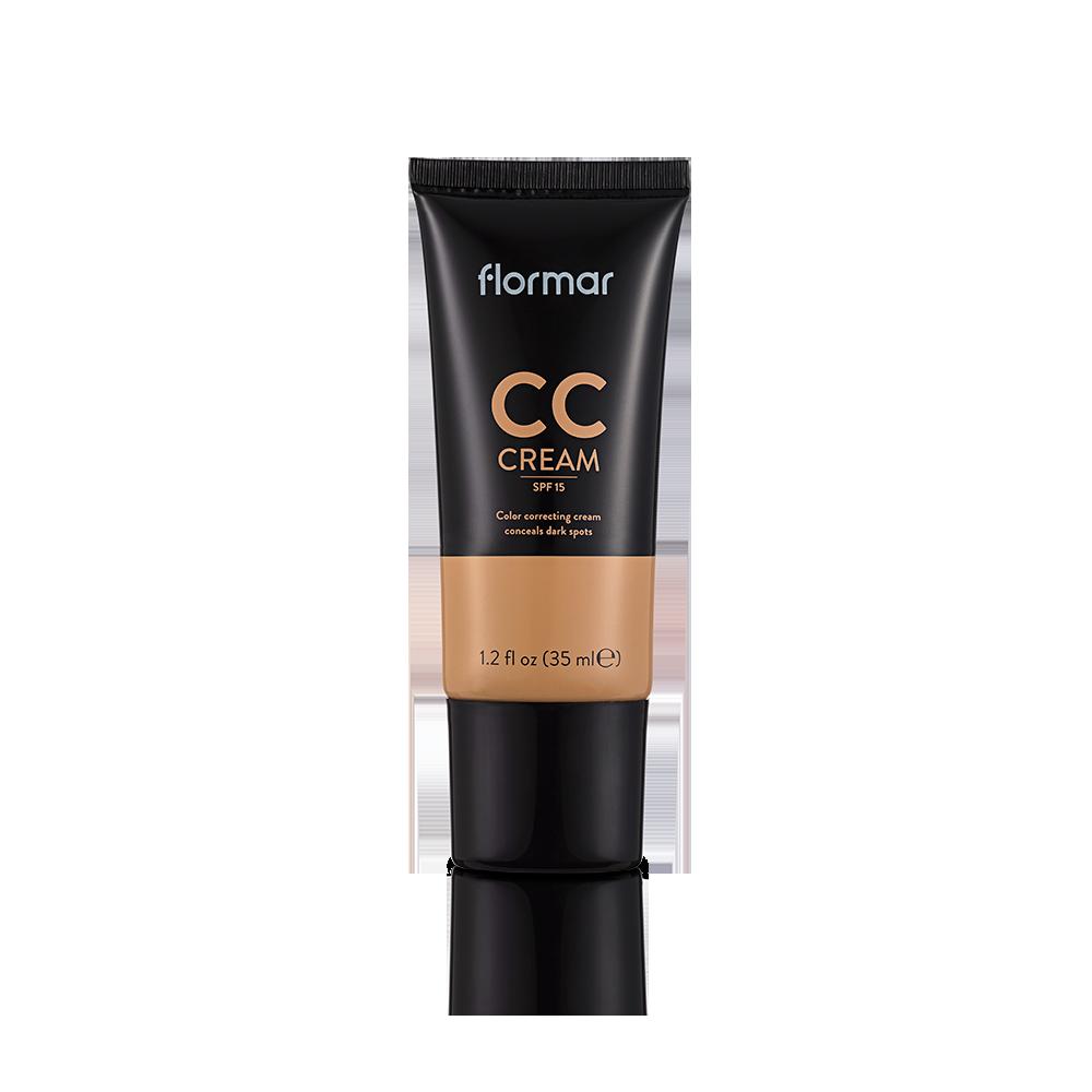 CC крем для лица со значительными недостатками СО4 35 мл Flomar