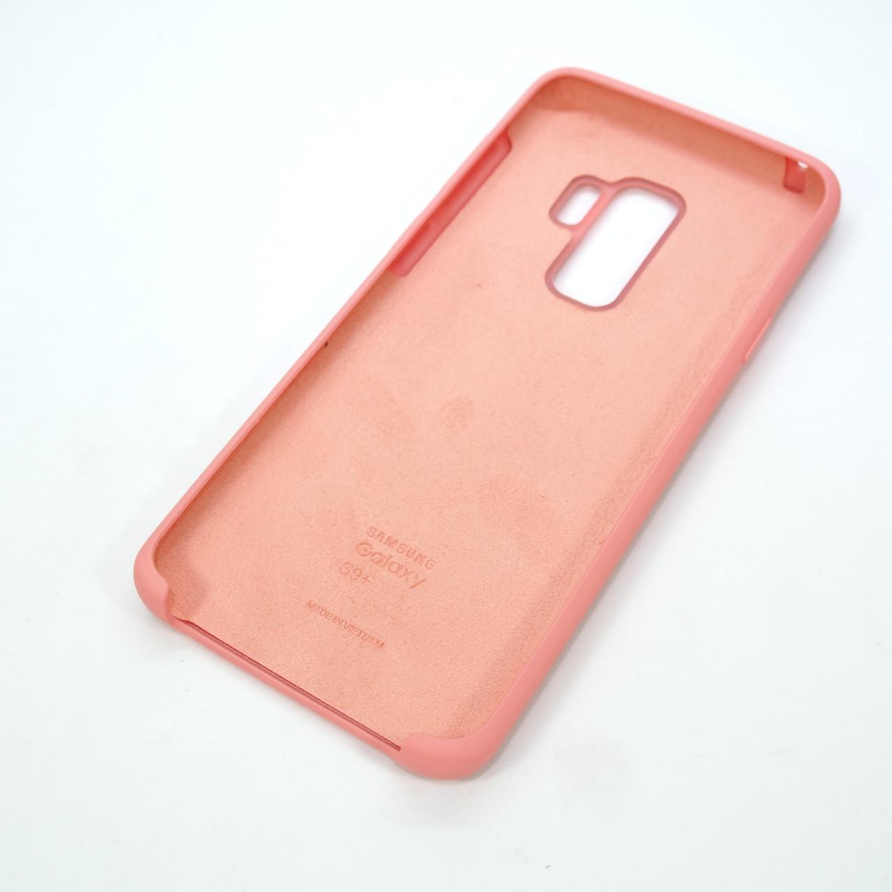 Чехол Original Soft Samsung Galaxy S9 Plus G965 pink