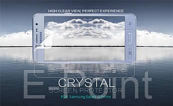 Защитная пленка Nillkin Crystal для Samsung G532F Galaxy J2 Prime (2016)