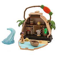 Игровой набор Моана Ваяна Disney Animators' Littles Motunui Island Surprise Feature Playset - Moana
