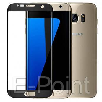 Гибкое защитное стекло Caisles 5D (на весь экран) для Samsung G935F Galaxy S7 Edge