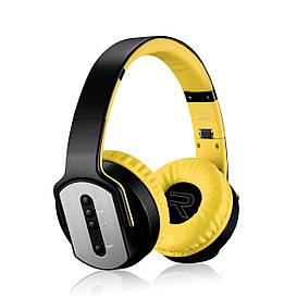 Беспроводные наушники SODO MH2 Black and Yellow JKR | Оригинал | Гарантия
