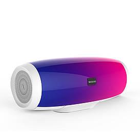 Беспроводная Bluetooth колонка SODO L1-LIFE White JKR | Оригинал | Гарантия
