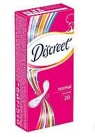 Ежедневные гигиенические прокладки Descreet multiform 20шт/уп, фото 1