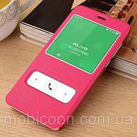 Чехол книжка Momax для Meizu M6 Note Red