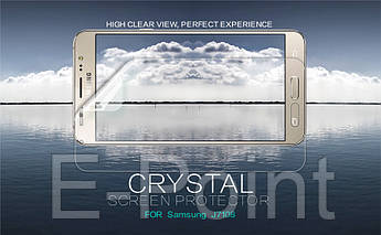 Защитная пленка Nillkin Crystal для Samsung J710F Galaxy J7 (2016)