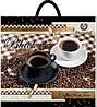 Пакет петля 33*37 Кофе